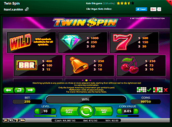 Twin Spin 3