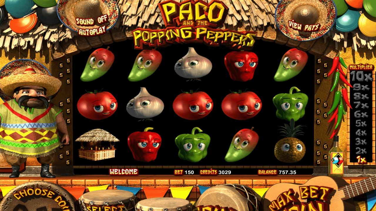 Paco And Popping Peppers 10