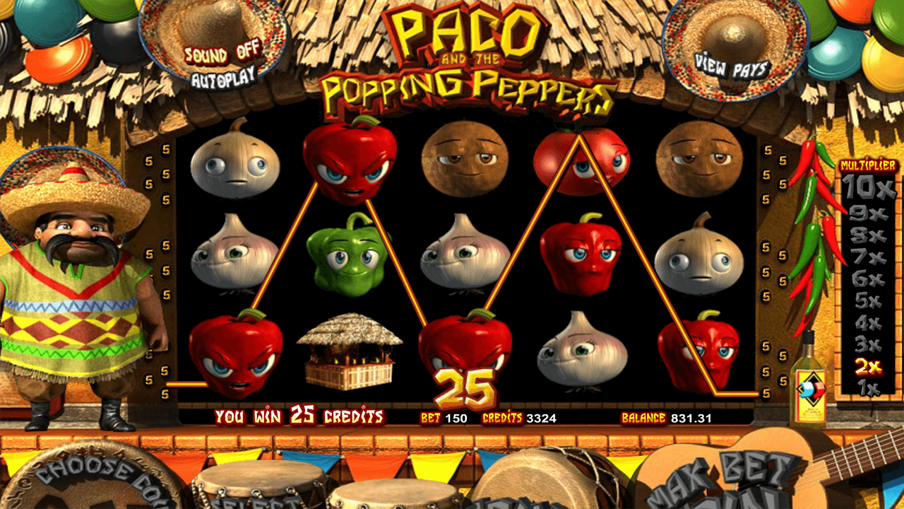 Paco And Popping Peppers 9