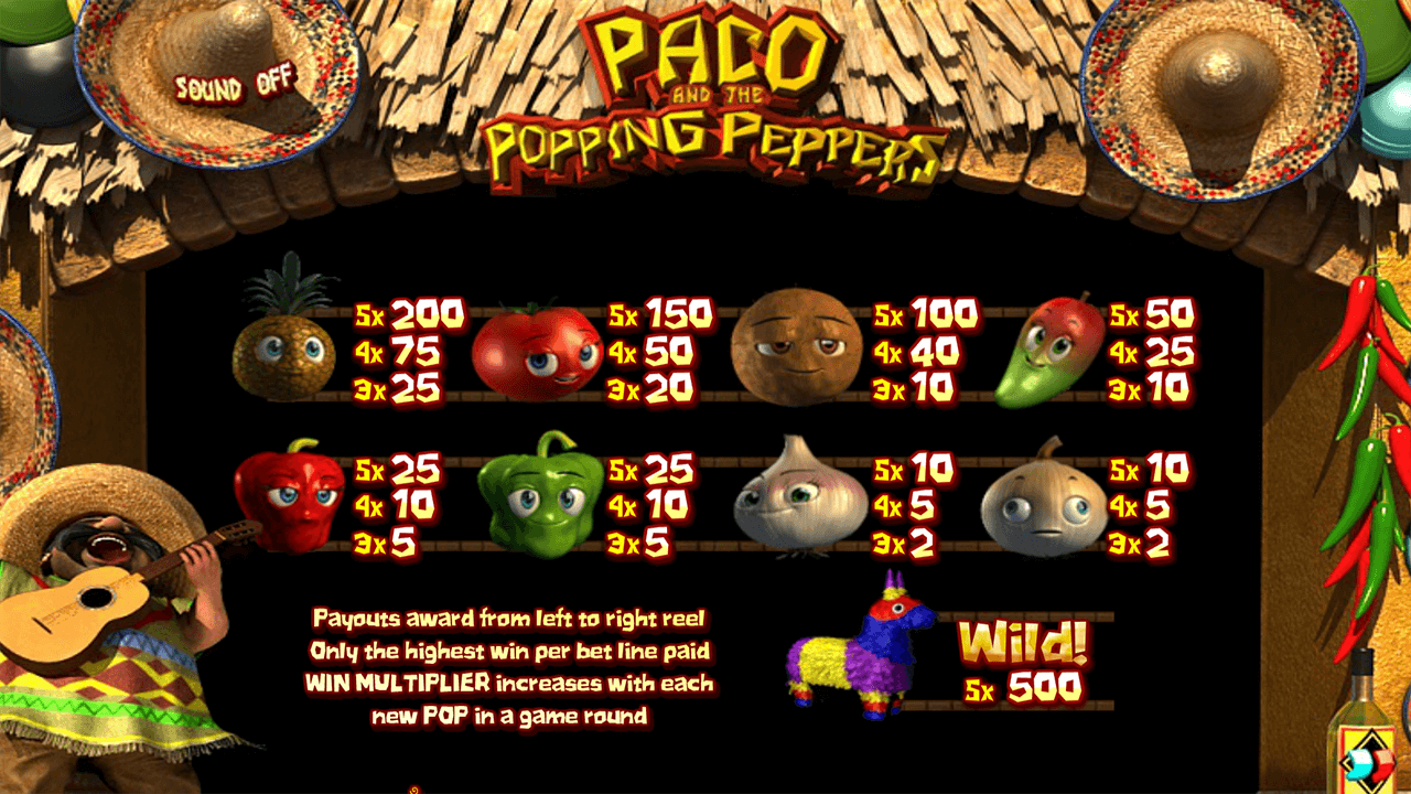 Paco And Popping Peppers 5